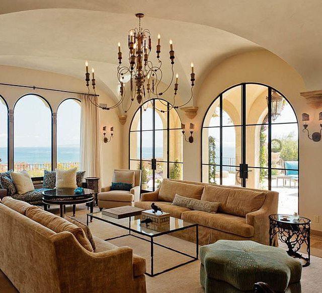 پنجره دوجداره آرکی یا قوس دار با پروفیل خم