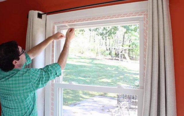آموزش چند روش ساده برای عایق کردن حرارتی درب و پنجره در منزل