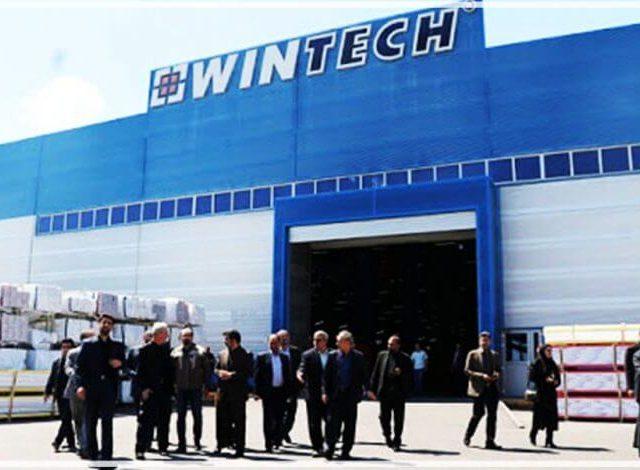 تولید کننده در و پنجره هاي UPVC نماینده رسمی شرکت وینتک در تهران